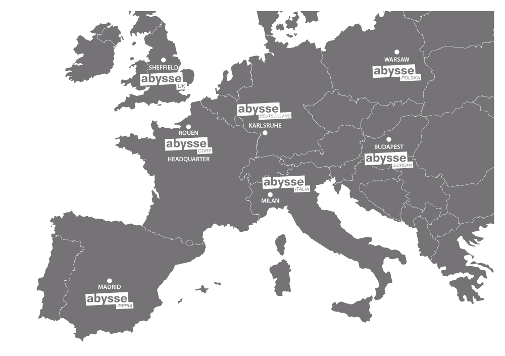 Abysse Corp in Europe