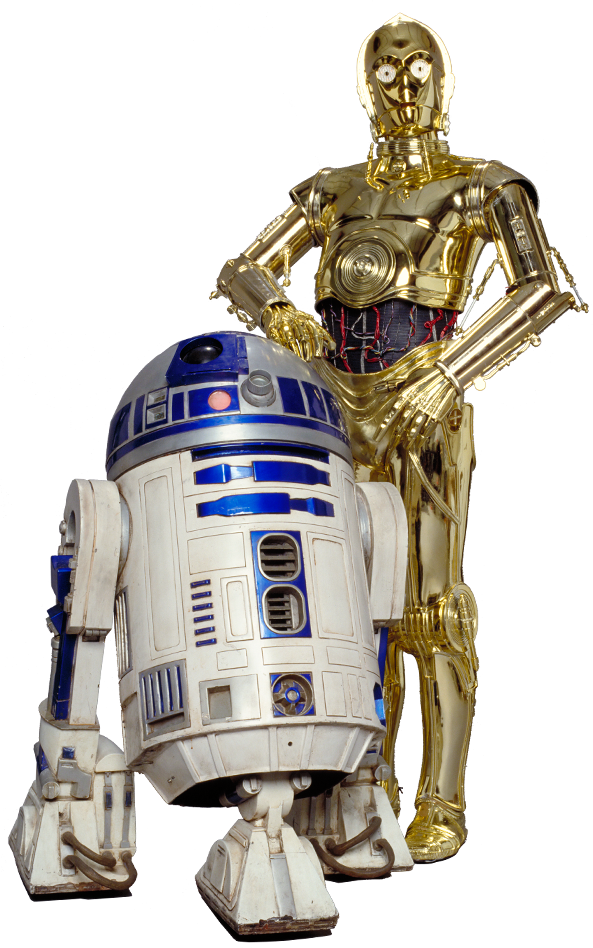 Abysse Corp - c3pO & r2d2